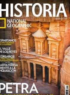 Revistas PDF En Español: Revista Historia National Geographic España - Marz...