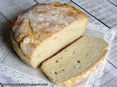 GRUNT TO PRZEPIS!: Najprostszy chleb z garnka