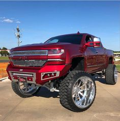 jacked up trucks chevy Chevy Pickup Trucks, Lifted Chevy Trucks, Jeep Truck, Chevrolet Trucks, Diesel Trucks, Ford Trucks, Chevy 4x4, Dodge Diesel, Dually Trucks