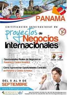Sabías que Panamá es considerada el Singapur latinoamericano por su gran actividad comercial. Un lugar ideal para hacer negocios    Liderazgo te ofrece la oportunidad de ir a este destino imperdible donde además podrás capacitarte en el mundo de los negocios