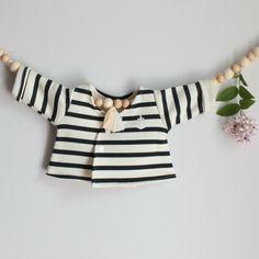 Petite veste imprimée - Sailor