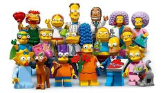 genuine lego minifigures the  bartman from series 2 simpsons