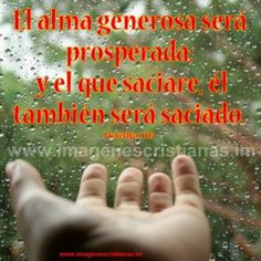 """REFLEXIONES PARA VOS: """"EL DON DE LA GENEROSIDAD"""" http://reflexionesparavos.blogspot.com.ar/2014/06/el-don-de-la-generosidad.html"""