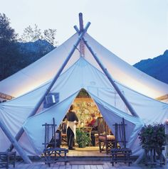 Romantic Clayoquot Wilderness Resort