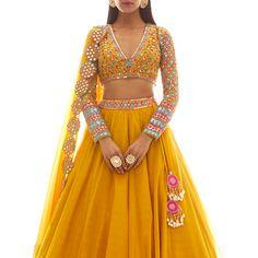 Lehenga Saree Design, Lehenga Blouse, Lehenga Designs, Lehenga Choli, Floral Lehenga, Lehnga Dress, Sarees, Dress Indian Style, Indian Fashion Dresses