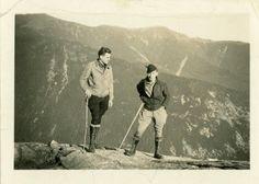 vintage hiking - Google Search