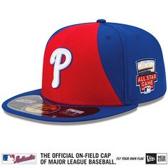 separation shoes 0b50a 27973 Philadelphia Phillies Authentic Collection All-Star Game Diamond Era  On-Field 59FIFTY Cap with