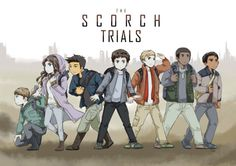 """panoila: """"The Scorch Traials """" Zootopia Characters, Chibi Characters, Fictional Characters, The Maze Runner, Maze Runner Movie, Maze Runner Trilogy, Maze Runner Series, Narnia, Power Rangers"""
