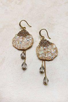 #jewelry #earrings by Emma Stine