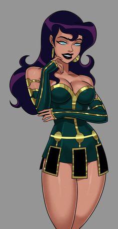 Dc Comics Women, Dc Comics Girls, Dc Comics Characters, Female Characters, Arte Dc Comics, Marvel Comics, Comic Books Art, Comic Art, Jagodibuja Comics