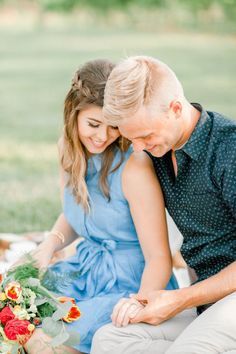 picnic surprise proposal