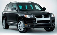 Used 2004 Volkswagen Touareg  for Sale ($11,000) at Saratoga, CA