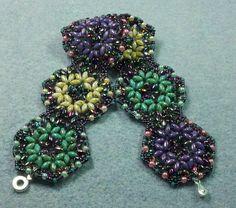 Bead Pattern Bead Weaving Tutorial Hakawati by VCArtisanOriginals, $5.00
