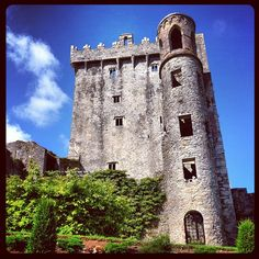"Blarney Castle in Blarney, Cork  ""A Tale of Two Castles"" [1000 Places To See Before You Die]"