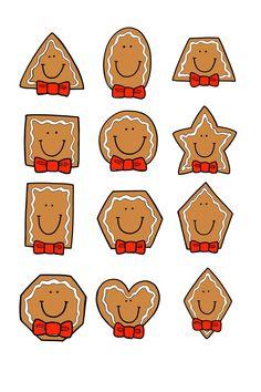 #premateryal #okulöncesi #anasınıfı #anaokulu #anaokuluetkinlikleri #sekiller #şekiller #yeniyil #noel #kış #shapes #santashapes #gingerman #reindeer #santa #kindergarten #preschool #christmasshapes #christmas Preschool Christmas, Noel Christmas, Christmas Activities, Preschool Crafts, Christmas Crafts, Rainy Day Activities, Kids Learning Activities, English Games For Kids, Shapes For Toddlers