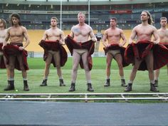 this is what's under the Lawson's lads kilts