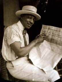 James Van Der Zee, a photographer known for his potraits of black New Yorkers. An influential figure during the Harlem Renaissance.