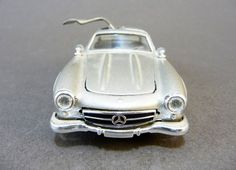 Hey, I found this really awesome Etsy listing at https://www.etsy.com/listing/224845375/miniature-car-mercedes-300-sl-scale-143