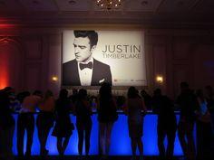 MasterCard sponsored Justin Timberlake Concert - Hammerstein Ballroom, NY