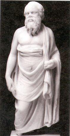 Socrates (469-399BCC) Greek philosopher.