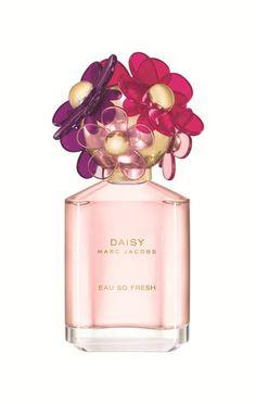 Daisy eau so fresh, le floral passionné de Marc Jacobs : Des parfums d'amour pour la Saint-Valentin - Journal des Femmes Beauté