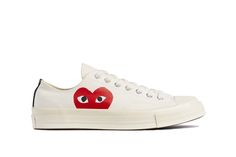 COMME des GARCONS PLAY x Converse Chuck Taylor All Star' 70