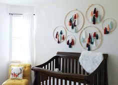 Dreamcatcher Yarn Wall | Awesome Yarn Wall Hangings Ideas | Excellent Gifts This Christmas