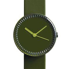 Nava Watch - Bottle - Green (Wine) (twistedtime.com)