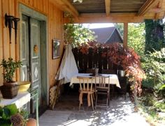 Family Life, Austria, Switzerland, Germany, Patio, Country, Outdoor Decor, Beautiful, Farm Cottage