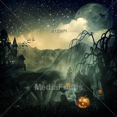 Scary Movie. Abstract Halloween Backgrounds For Your Design Stock Photo #halloween #halloweenimages