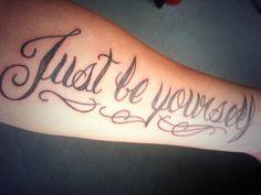 Tattoo first