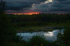 Warren Sunset by Noah Rosen on 500px