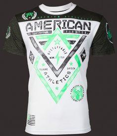 American Fighter AFFLICTION Men T-Shirt ALASKA ARTISAN Biker Gym UFC S-XXL $40 a #Affliction #GraphicTee