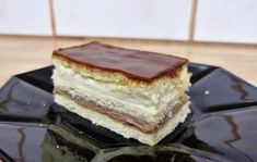5-minútový salko krém: Najjednoduchší na svete a naplníte ním akýkoľvek dezert - fantastický aj na zdobenie! Superfoods, Tiramisu, Dessert Recipes, Food And Drink, Cookies, Ethnic Recipes, Hampers, Kuchen, Crack Crackers