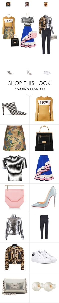 """""""Dec. 02, 2016"""" by chocohearts08 ❤ liked on Polyvore featuring Altuzarra, Bella Freud, River Island, Balmain, Proenza Schouler, Emilio Pucci, M2Malletier, Christian Louboutin, Atto and Jaeger"""