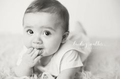 close up black and white baby portrait 6 month portraits knoxville baby photography Six Month Baby, Black And White Baby, 4 Month Olds, Baby Portraits, Photographing Babies, Photography, Photograph, Fotografie, Photoshoot