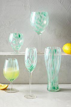 Cumulus Glassware #anthrofave