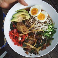 Nourishing Ramen — Lee Tilghman