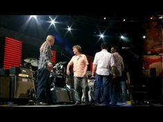 """Eric Clapton, Steve Winwood, Derek Trucks and Doyle Bramhall II plays """"Crossroads"""" at the Crossroads Guitar Festival 2007 One of the best if not the best live performance of Crossroads I've ever heard!"""