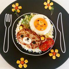 Rilakkumar & Kiiroitori lunch by AYAKO. (@ayako.m.y)
