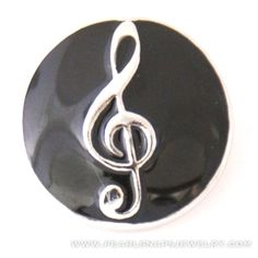 Treble Clef Music Note Snap