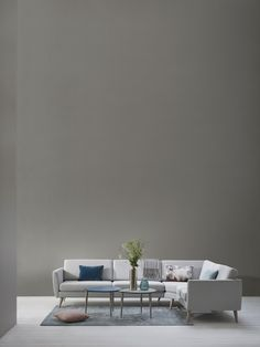 Nordic Sofa - clean lines, simple, is it supportive?