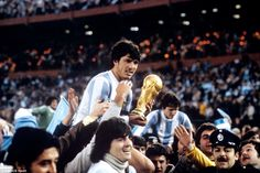 Argentina, 1978 World Cup Winners, World Cup Final, One Star, Fifa World Cup, Finals, Champion, Football, In This Moment, Concert