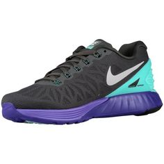 Nike LunarGlide chaussure de course Shield Cool Grey / V
