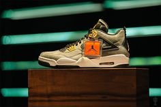 """1 of 1"" Air Jordan 4 Retro for the Trophy Room - EU Kicks: Sneaker Magazine"