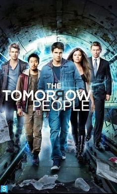 The Tomorrow People - Love, love, love this show.