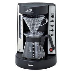 HARIO V60 coffee king coffee maker 25 cups of black EVCM5B >>> Be sure to check out this awesome product.