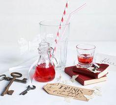 'Drink Me' raspberry & vanilla vodka