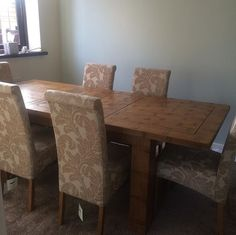 Solid Oak Dining Tables From Furniture Land