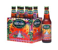 """Blue Point Brewery's Hoptical Illusion...  One of my favorite """"hoppy"""" brews."""